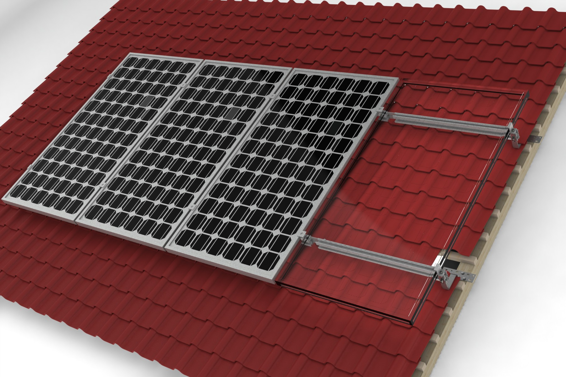 Chiko Tile Roof System Manufacturer Of Professional Solar