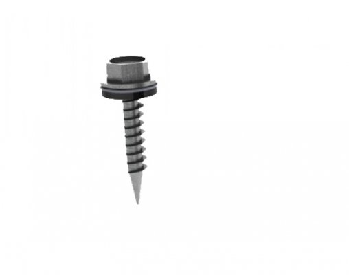 Self-tapping SUS410 Screw